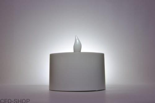 Fantastyczny Lampa solarna Świeczka Znicz LED Centrum Energii Odnawialnej IH82